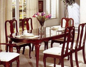 6 chair dining room table set for Sale in Columbus, OH