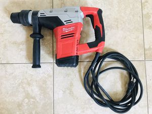 Milwaukee 1-9/16 in. SDS-Max Rotary Hammer (Only Tools) for Sale in Phoenix, AZ