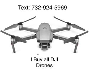 Dji Drones Buy, Sell or Trade for Sale in Princeton, NJ