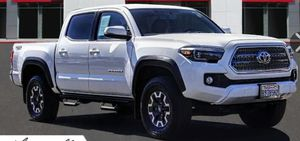 Used 2017 Toyota Tacoma TRD Off Road V6 Truck Double Cab Lemon Grove for Sale in San Diego, CA