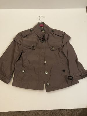 Burberry purple women's jacket for Sale in Lynnwood, WA