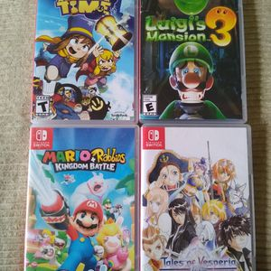 Nintendo Switch Games For Trade! Lego, And More! for Sale in Federal Way, WA
