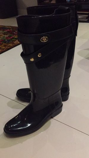 Coach Talia Rainboots Brand New Size 7 for Sale in Sudbury, MA