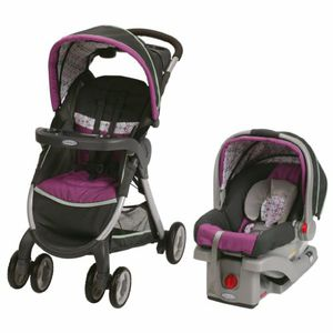 Graco travel system baby stroller car seat for Sale in Los Angeles, CA