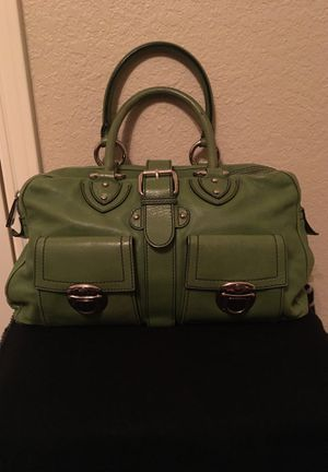 Authentic Marc Jacobs large green shoulder bag for Sale in Hurst, TX