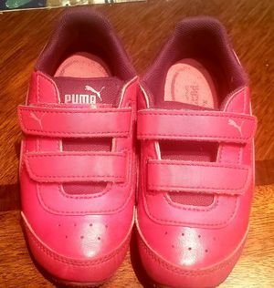 Puma girl shoes for Sale in Gaithersburg, MD