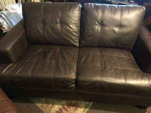 Leather sofa for Sale in San Diego, CA