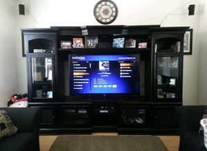 Entertainment Center for Sale in Victorville, CA