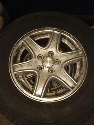 R16 Original Jeep wheels (rims included) for Sale in Phoenix, AZ