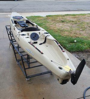 Moken 14 ft Feel Free fishing Kayak for Sale in Chino, CA