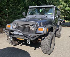 Jeep Wrangler tj 2002 for Sale in Holbrook, NY