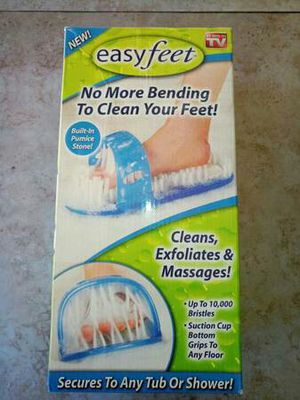 Easy feet no more bending to clean your feet As Seen on TV. New for Sale in Las Vegas, NV
