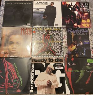 New 12' Vinyl LPs for Sale in Durham, NC
