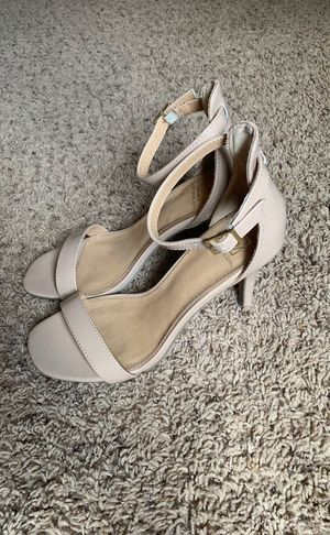 Women's Material Girl Ankle strap Heel for Sale in Waynesville, MO