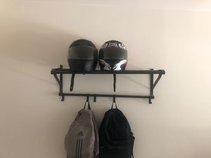 Small size helmet and stander for Sale in Alexandria, VA