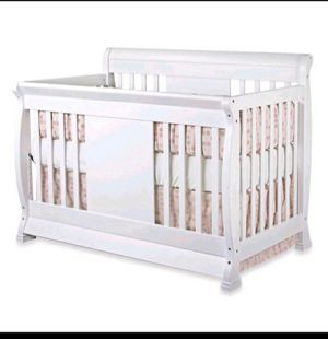 White Crib with mattress for Sale in PA, US