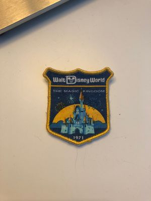 Rare 1971 Walt Disney Patch for Sale in Dublin, OH