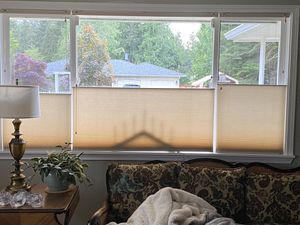Cellular blinds - top down, bottom up. for Sale in Edmonds, WA