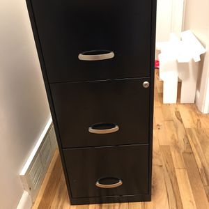3-drawer Filing Cabinet for Sale in Milwaukie, OR