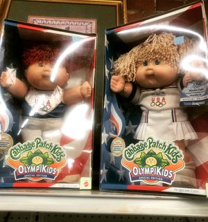 Cabbage patch dolls for Sale in Monroe, GA