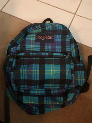 Jansport backpack in GREAT condition for Sale in Boca Raton, FL