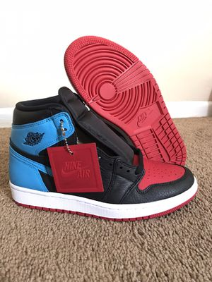 """Nike air Jordan 1 """"UNC TO CHICAGO"""" for Sale in Los Angeles, CA"""
