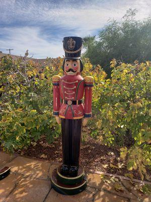 6' tall Toy Soldier Fiberglass for Sale in Phoenix, AZ