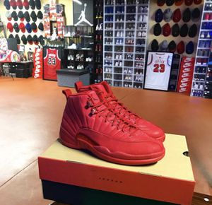 """db16c81cd5c7 air Jordan 12 """" gym red ❤ """" size 8.5 for Sale in Portsmouth"""