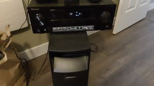 Pioneer Receiver surround sound system VSX-5231 for Sale in Renton, WA
