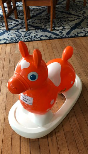 Toy Rody Rocking/Bounce Horse for Sale in Petersburg, VA