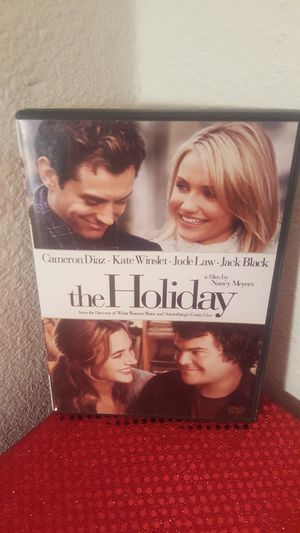 The Holiday, DVD Movie 2007, Excellent for Sale in San Diego, CA