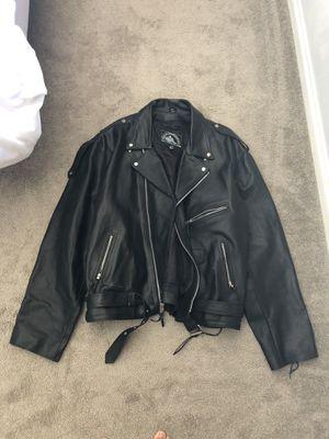 Men's Himalayan Motorbike Wear leather jacket for Sale in Newport Beach, CA