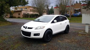 2007 Mazda CX-7 AWD . Price doesn't include tax and license fees. for Sale in Snohomish, WA