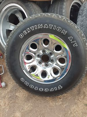 Chevy rims 17 inches for Sale in Oakley, CA