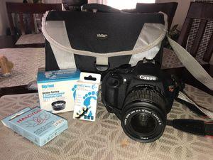 Canon rebel t5 camera for Sale in San Diego, CA