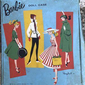 Vintage 1961 Barbie doll Case for Sale in Milledgeville, GA
