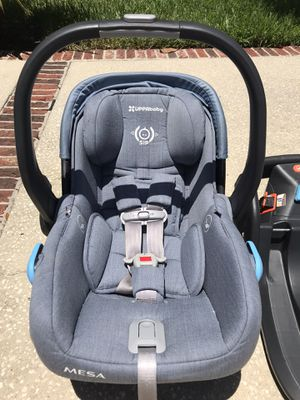 Uppa Baby Car seat for Sale in St. Petersburg, FL