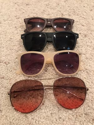 Sunglasses Four Pairs for Sale in Littleton, CO