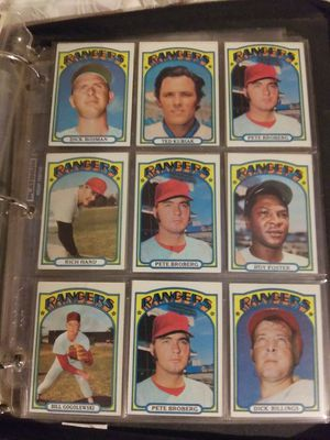 1971s, 1972s, and some 1973s, Topps Baseball. Cards for Sale in Phoenix, AZ