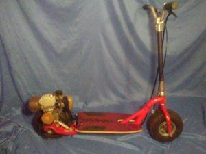 Go-Ped Pro60 62cc Motor Scooter for Sale in Columbus, OH