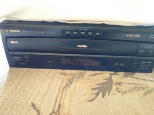 Stereo Tuner/Receiver/5-disc LD Player for Sale in Steilacoom, WA