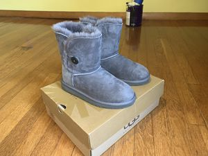 Grey UGG boots for Sale in Saugus, MA