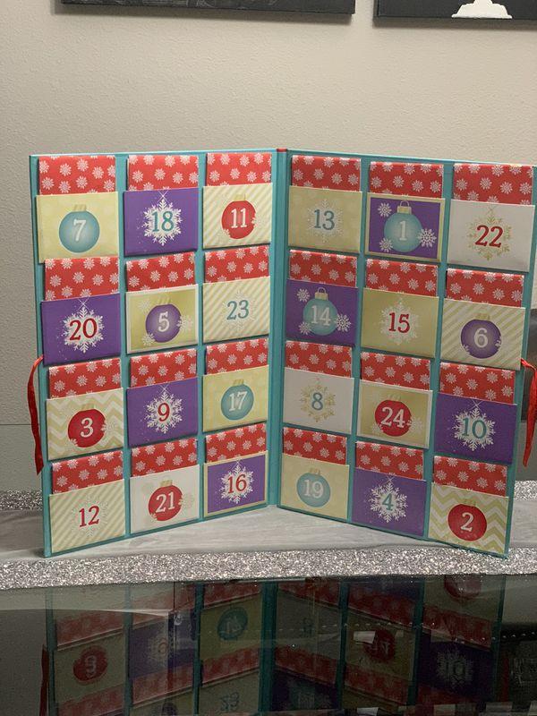 Christmas Advent Calendar- Disney Storybook Collection