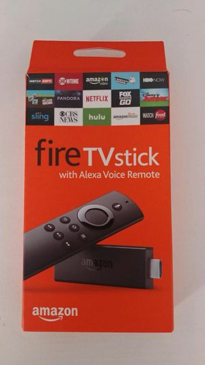 Fire 1080p stick fully loaded 15+ apps for Sale in San Diego, CA
