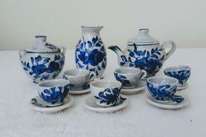 Miniature Chidren's Dishes Tea Set for Sale for sale  Salem, OR