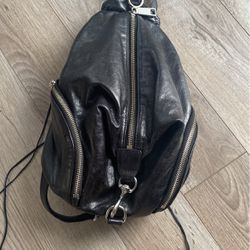 Rebecca Minkoff Mini Black Backpack for Sale in Seattle,  WA