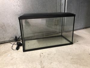 Fish tank set up for Sale in Taylorsville, UT