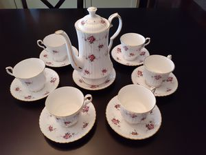 Rare Bone China Tea set for Sale in Gresham, OR