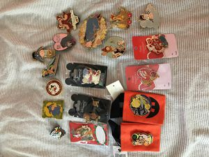 Disney pins for Sale in Phoenix, AZ