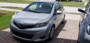 2012 Toyota Yaris LE - 5 Door Hatchback for Sale in Orlando, FL